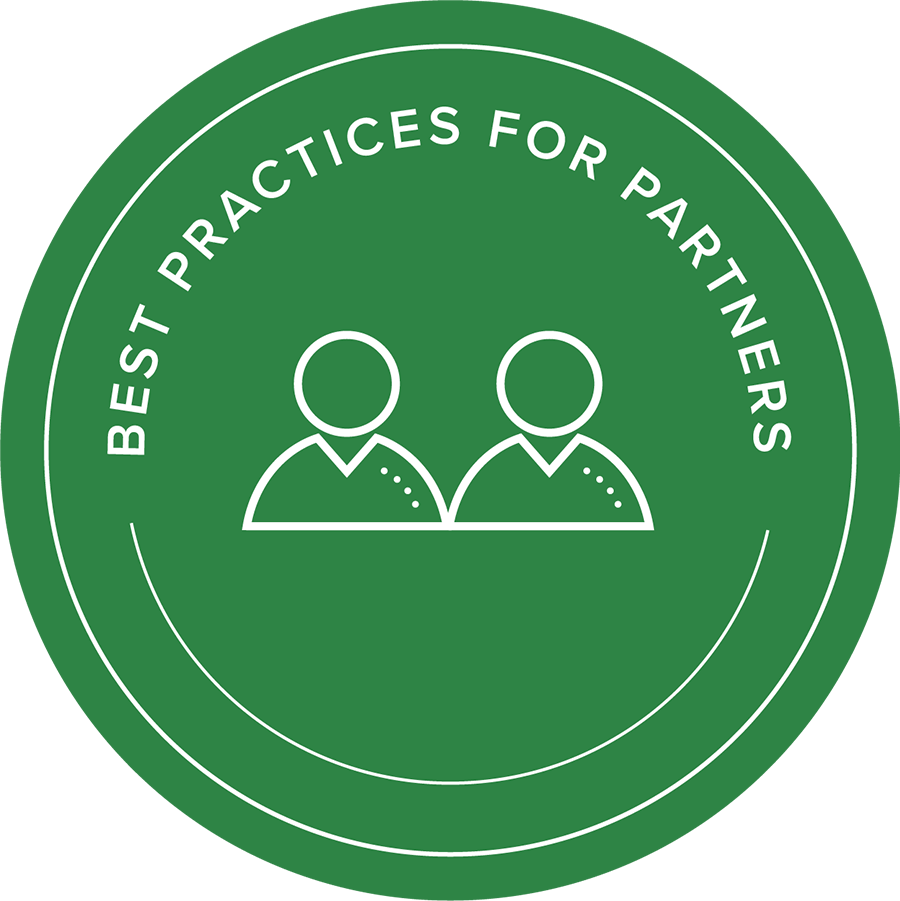 Best Practices for Partners